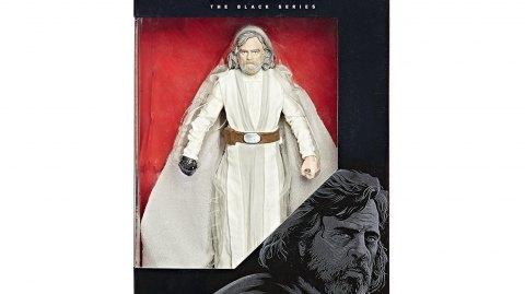 Des figurines Hasbro Black Series pour les Derniers Jedi