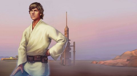 Le Commandant Skywalker disponible dans Galaxy of Heroes