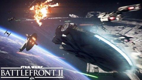 Battlefront II : Un gameplay sur le mode Assaut des Chasseurs