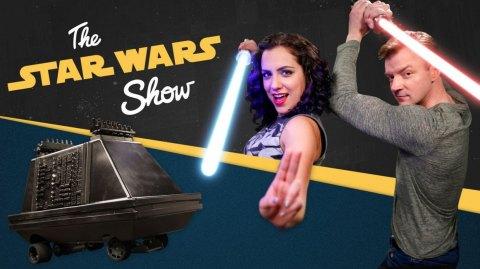 The Star Wars Show: un nouvel épisode