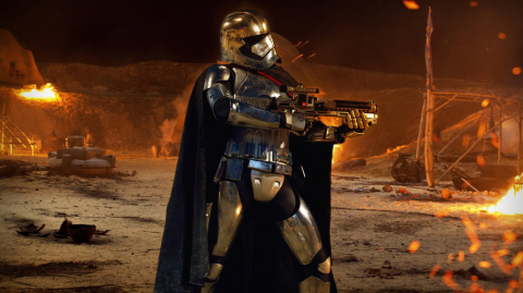 Phasma personnage du mois dans Galaxy of Heroes