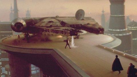 Des infos sur le Faucon dans le spin off sur Han Solo