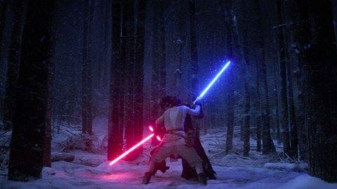 Rey vs Kylo Ren: qui est le plus sensible à la Force ?