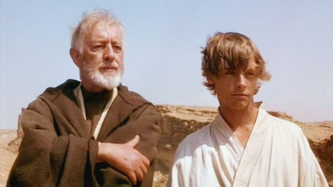 Interview de Mark Hamill sur son interprétation de Luke
