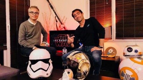 Patrice Girod et Cyril Drevet analysent la bande annonce Episode VIII