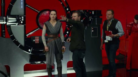 Une nouvelle vidéo dans les coulisses des Derniers Jedi