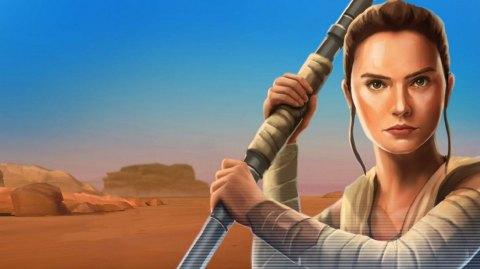 Une nouvelle version de Rey en approche dans Galaxy of Heroes