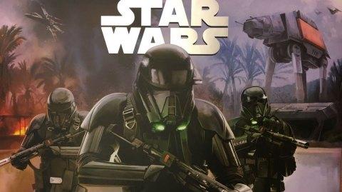 Review : Star Wars, Sur le Front par Daniel Wallace