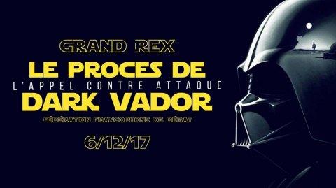 Le Procès de Dark Vador Episode 2 : l'Appel Contre-Attaque