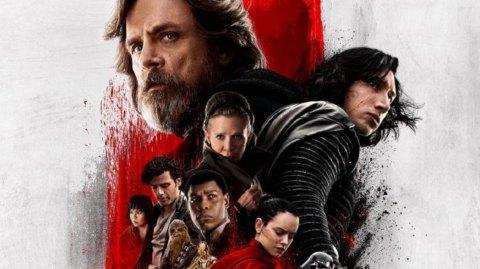 Le poster IMAX des Derniers Jedi dévoilé