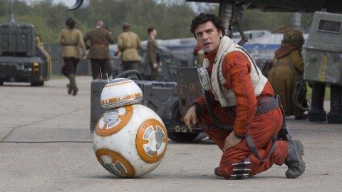 Oscar Isaac parle de son rôle dans Les Derniers Jedi