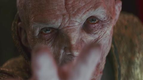 Andy Serkis parle de Snoke