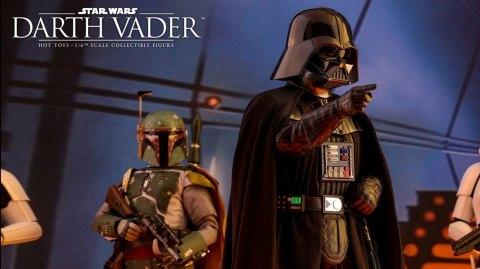 Hot Toys présente son Dark Vador de l'Empire Contre Attaque !
