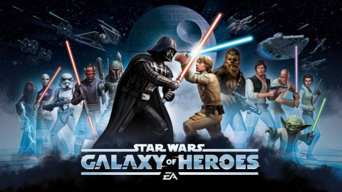 Grosse mise à jour pour Galaxy of Heroes