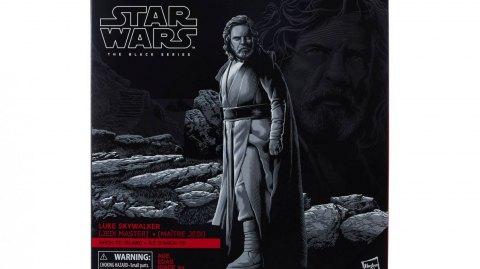 Luke Skywalker Black Series par Hasbro est disponible