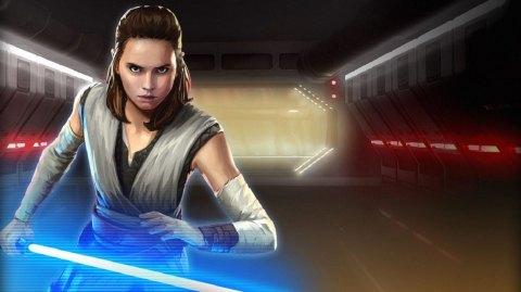 Galaxy of Heroes : L'événement de Rey disponible dès le 15 décembre