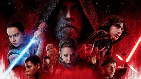 Meilleur démarrage de l'année pour les Derniers Jedi