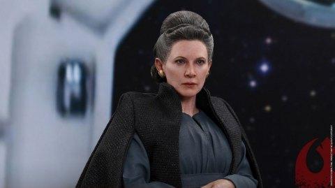 Hot Toys: Leia Organa des Derniers Jedi