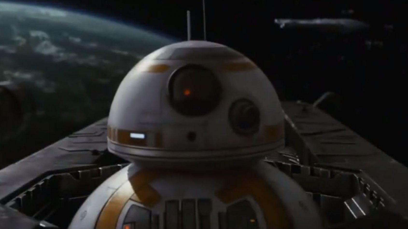 Camera Cachee Star Wars : Une nouvelle trilogie avec de nouveaux personnages pour star wars
