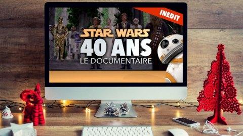 Après les fêtes, un peu de repos devant 40 ans de Star Wars !