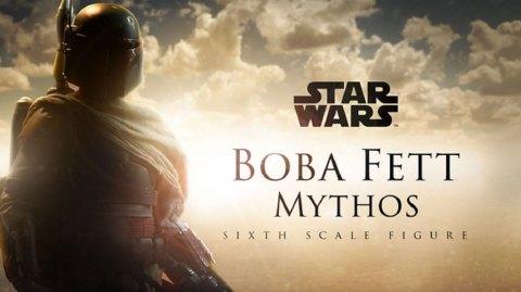 Sideshow: Boba Fett version Mythos
