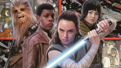 Review : Les livres Les Derniers Jedi pour enfants chez Pi Kids