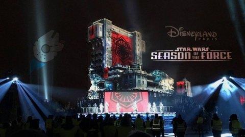 La Saison de la Force revient dès maintenant à Disneyland Paris !