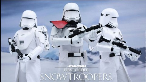 ANOVOS met les Snowtroopers du Premier ordre à l'honneur !