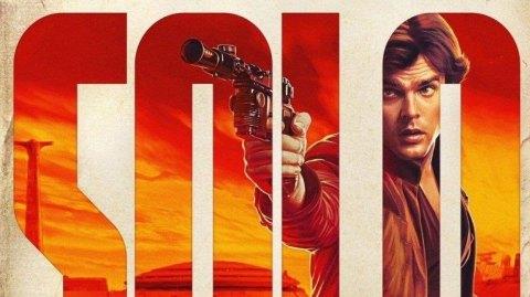 Quatre Posters Officiels pour Solo, A Star Wars Story !