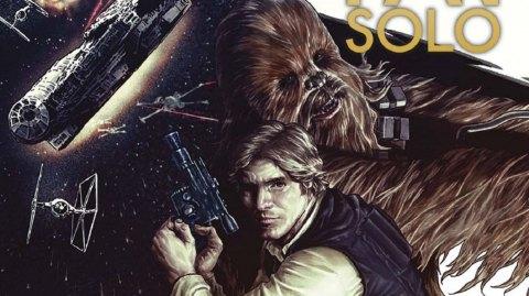 Panini : Ré-édition du comics Han Solo en mai