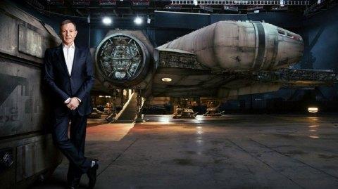 Bob Iger annonce que plusieurs séries TV Star Wars sont en projet!