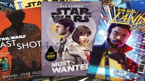 Tous les livres liés à Solo : A Star Wars Story