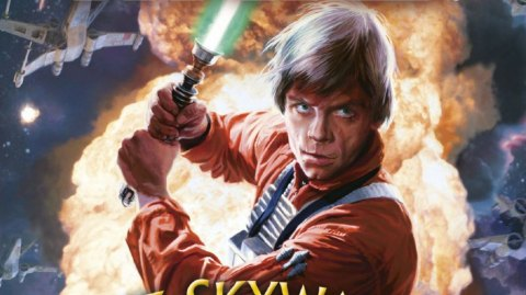 Review : Luke Skywalker et l'Ombre de Mindor chez Pocket