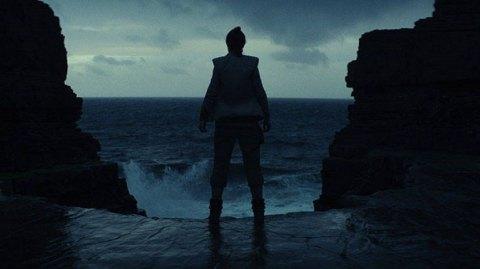 L'origine de la scène du Miroir dans Les Derniers Jedi