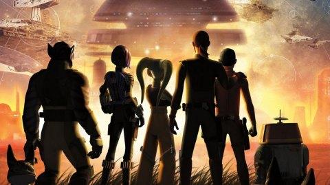 [SPOILER] Dave Filoni parle du retour bouleversant de Star Wars Rebels