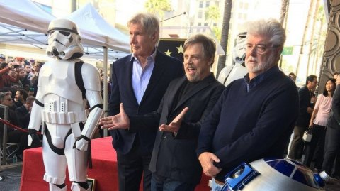 Revivez la cérémonie de Mark Hamill au Walk of Fame d'Hollywwod