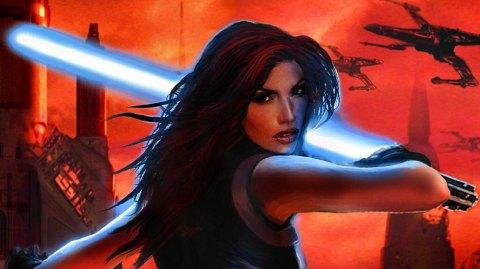 [Poisson d'Avril] Mara Jade canonisée dans une prochaine série animée!
