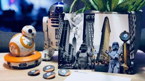Des Goodies Exclusifs Planète Star Wars pour Générations SW à Cusset !