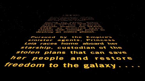 Rencontrez le créateur du générique de Star Wars demain sur Paris !