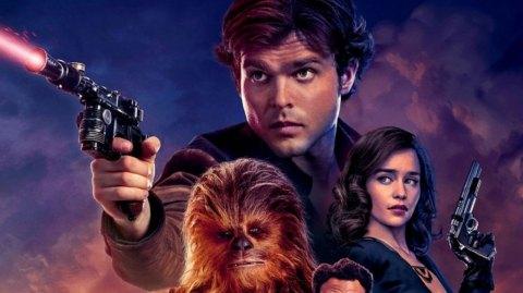 Nouvelle affiche anglaise pour Solo A Star Wars Story