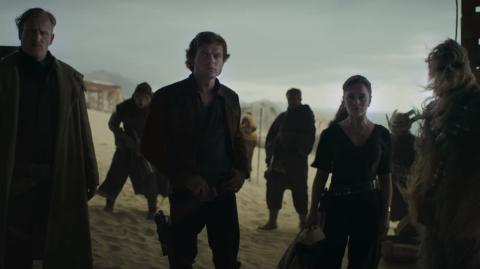 Nouveau spot TV pour Solo: A Star Wars Story !