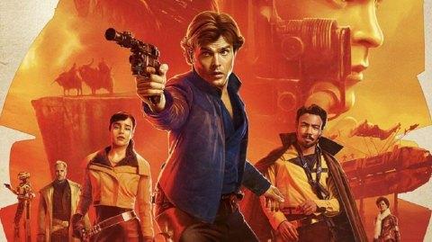 L'affiche IMAX de Solo A Star Wars Story dévoilée