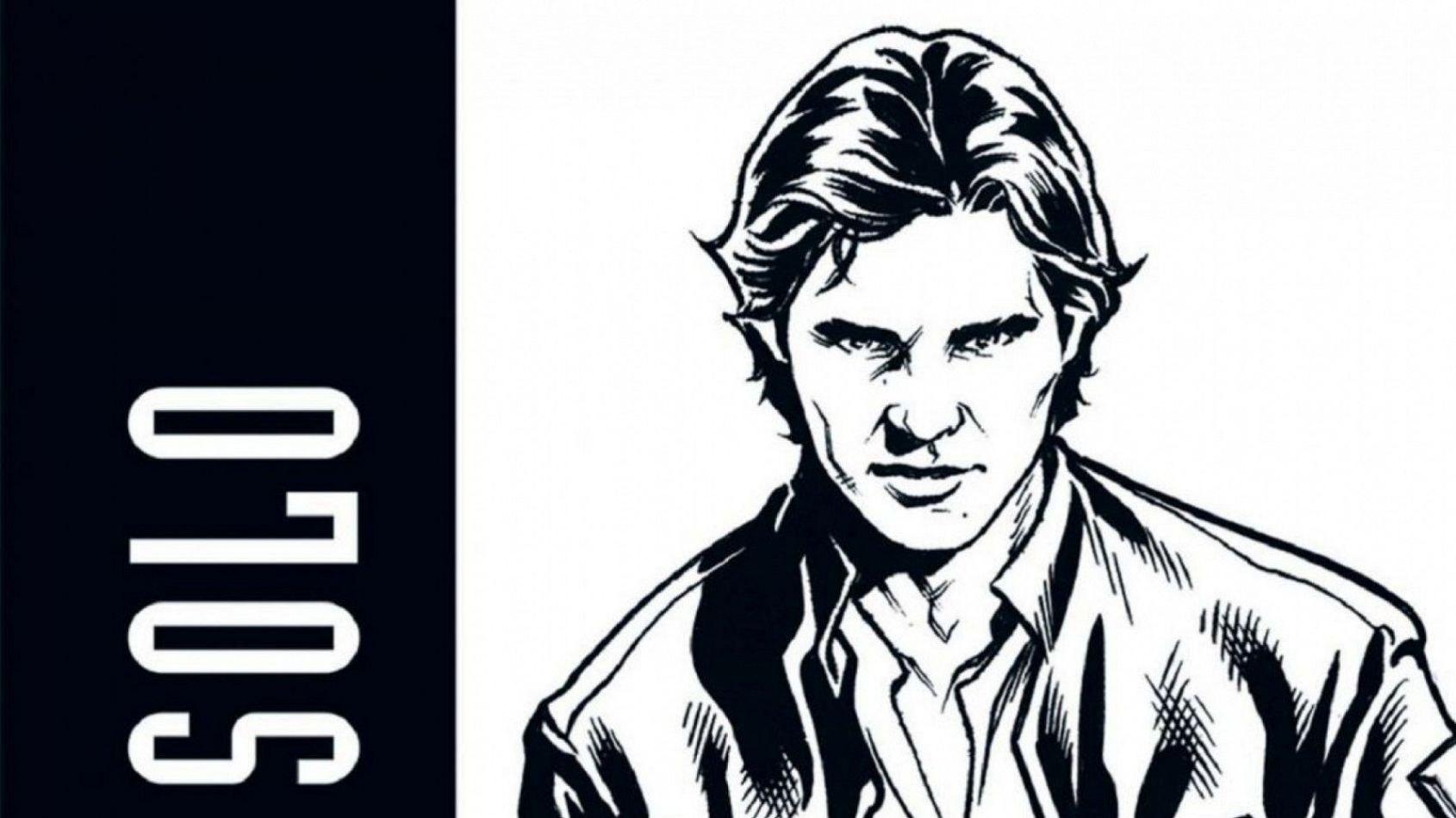 Review Han Solo Noir Et Blanc Chez Panini