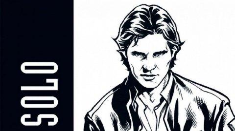 Review : Han Solo (Noir et Blanc) chez Panini