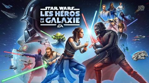 Nouveau vaisseau et nouveaux personnages dans Galaxy of Heroes