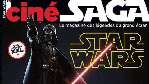 Sortie de Ciné Saga spécial Côté Obscur