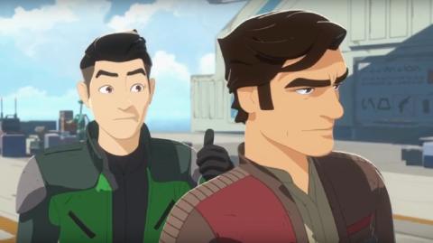 Premier trailer pour Star Wars Resistance