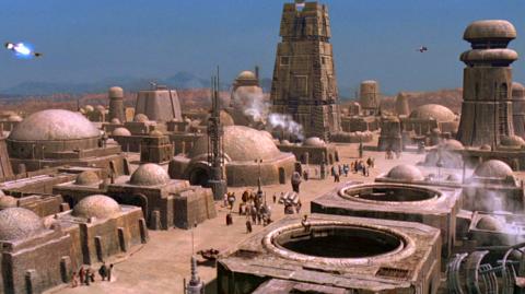 Lucasfilm a mis en pause un spin-off se déroulant sur Tatooine