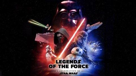 La nouvelle saison Legends of the Force arrive à Disneyland Paris !