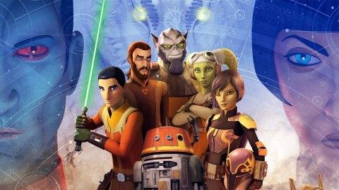 La sortie en DVD de la saison 4 de Rebels pour fin octobre